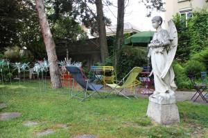 Le jardin détente