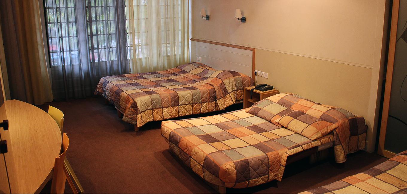 Bon plan package splendid h tel for Bon plan reservation hotel