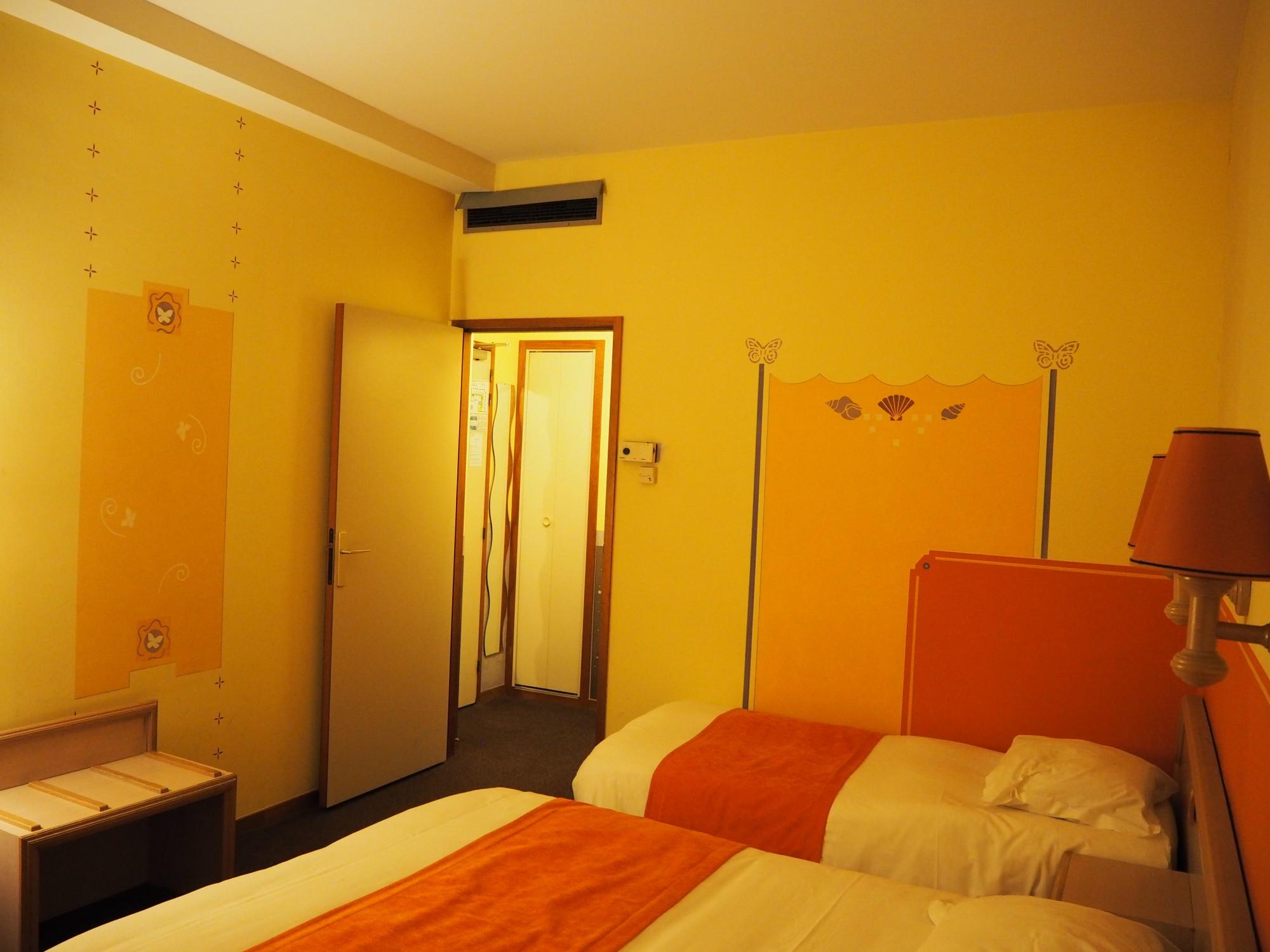 Chambre confort 3 personnes